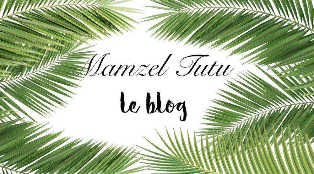 Mamzel tutu – le blog