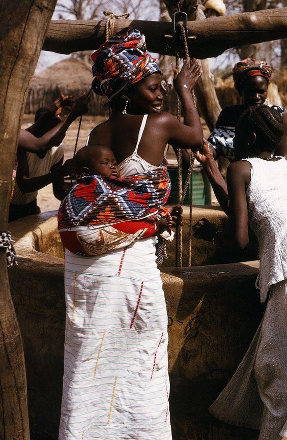 femme noire wax