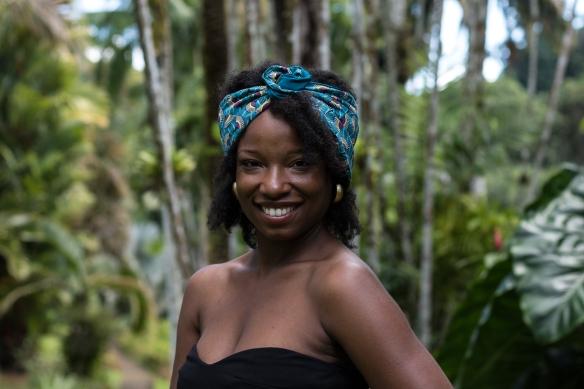 turban wax cheveux afro crépus