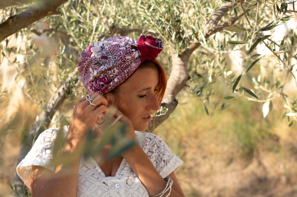 turban, foulard, headband, cancer, coiffure