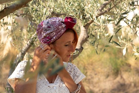 turban, foulard, headband, cancer, coiffure