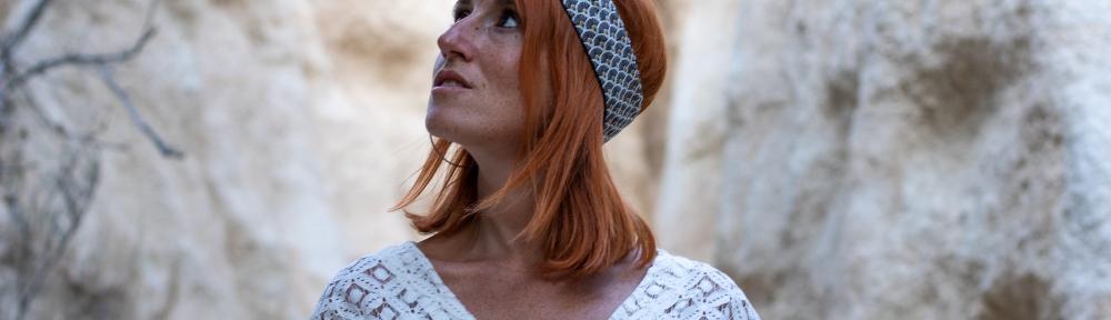 orgues d'ille sur tet, bandeau, headband, tissu, fil de fer, cheveux
